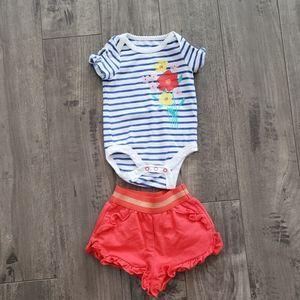Newborn Cat & Jack Outfit